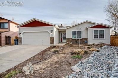 255 Hooper Court, Colorado Springs, CO 80911 - MLS#: 9777982