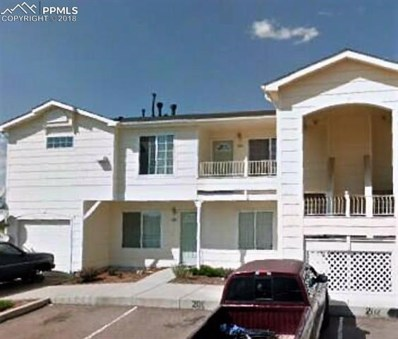 4806 Rusty Nail Point UNIT 201, Colorado Springs, CO 80916 - MLS#: 9793857