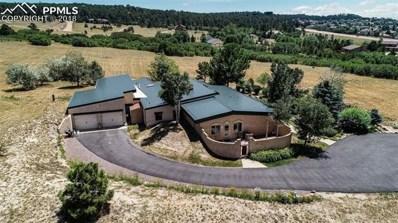 15590 Castlegate Court, Colorado Springs, CO 80921 - MLS#: 9796469