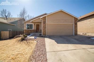 465 Ocelot Drive, Colorado Springs, CO 80919 - MLS#: 9798439