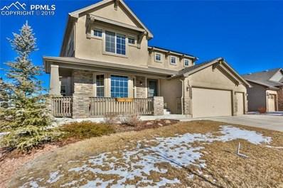 1528 Yellow Tail Drive, Colorado Springs, CO 80921 - MLS#: 9799071