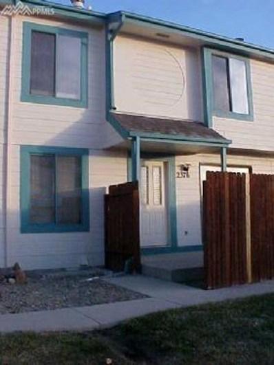 2376 Lexington Village Lane, Colorado Springs, CO 80916 - MLS#: 9807524