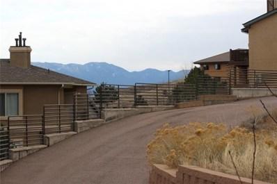 1815 Montura View UNIT 103, Colorado Springs, CO 80919 - MLS#: 9809354
