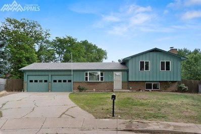 6845 Cliff Palace Court, Colorado Springs, CO 80911 - MLS#: 9810276