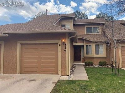4250 Autumn Heights Drive UNIT C, Colorado Springs, CO 80906 - #: 9814127