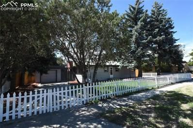 816 N Union Boulevard, Colorado Springs, CO 80909 - MLS#: 9814205