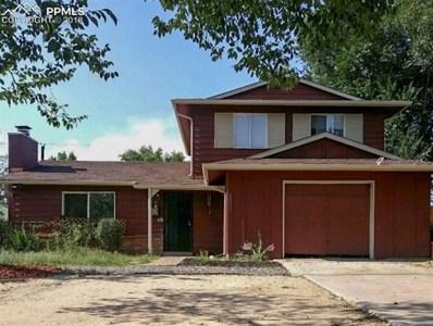 3002 Greenwood Circle, Colorado Springs, CO 80910 - MLS#: 9819514