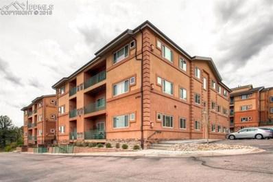 3765 Hartsock Lane UNIT 107, Colorado Springs, CO 80917 - MLS#: 9827509