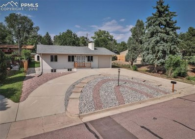 1806 Koshare Street, Colorado Springs, CO 80904 - MLS#: 9835212