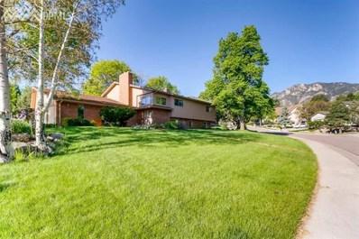 560 Thames Drive, Colorado Springs, CO 80906 - MLS#: 9839779