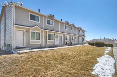 5336 Solar Ridge Drive, Colorado Springs, CO 80917 - MLS#: 9851747