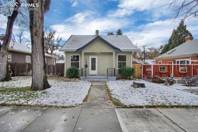 1108 N Institute Street, Colorado Springs, CO 80903 - MLS#: 9859381