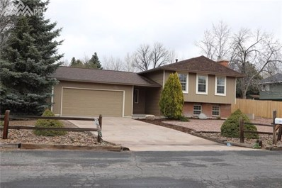 2114 W Peacemaker Terrace, Colorado Springs, CO 80920 - MLS#: 9861559