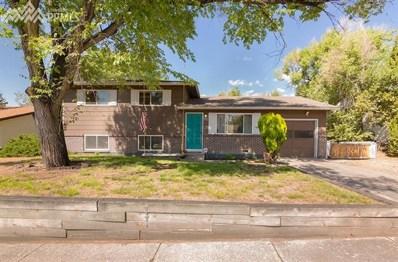 1928 Capulin Drive, Colorado Springs, CO 80910 - MLS#: 9863234