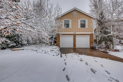8160 Avens Circle, Colorado Springs, CO 80920 - MLS#: 9874197