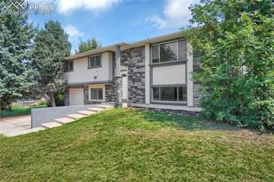 1811 Darley Drive, Colorado Springs, CO 80915 - MLS#: 9881180