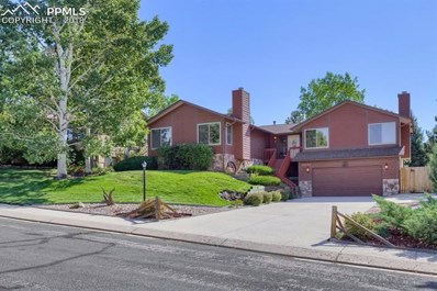 3630 Windjammer Drive, Colorado Springs, CO 80920 - MLS#: 9886681