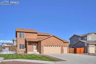 1114 Hallamwood Drive, Colorado Springs, CO 80911 - MLS#: 9888829