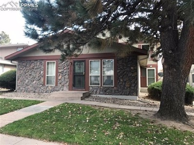 4837 Sonata Drive UNIT C, Colorado Springs, CO 80918 - MLS#: 9892177