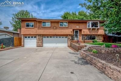 4418 Ranch Circle, Colorado Springs, CO 80918 - MLS#: 9894005