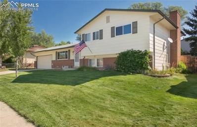 1327 Sanderson Avenue, Colorado Springs, CO 80915 - MLS#: 9898040