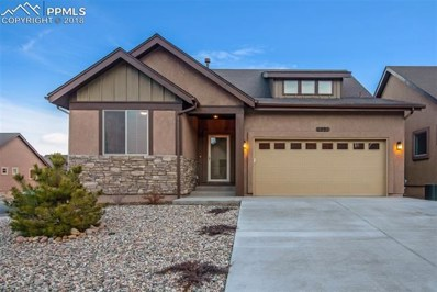 6591 Petaluma Point, Colorado Springs, CO 80923 - MLS#: 9899357