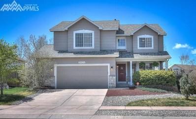 3624 Heather Glen Drive, Colorado Springs, CO 80922 - MLS#: 9903352