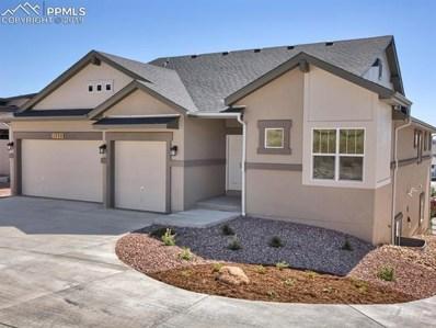 1232 Count Fleet Court, Colorado Springs, CO 80921 - MLS#: 9907578