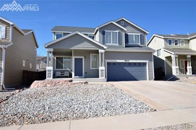 1658 Woodpark Drive, Colorado Springs, CO 80951 - MLS#: 9917043