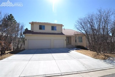 6255 Spurwood Drive, Colorado Springs, CO 80918 - MLS#: 9917091