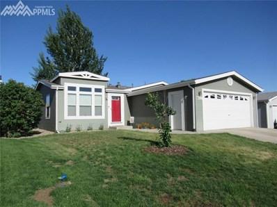 4632 Pika Point, Colorado Springs, CO 80922 - MLS#: 9933469