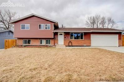 1332 Sanderson Avenue, Colorado Springs, CO 80915 - MLS#: 9935462