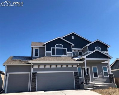 9801 Wando Drive, Colorado Springs, CO 80925 - MLS#: 9935955