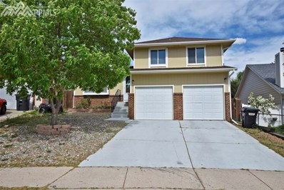 3483 Foxridge Drive, Colorado Springs, CO 80916 - MLS#: 9939921