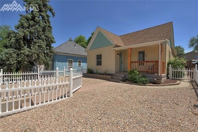 329 S El Paso Street, Colorado Springs, CO 80903 - MLS#: 9942186