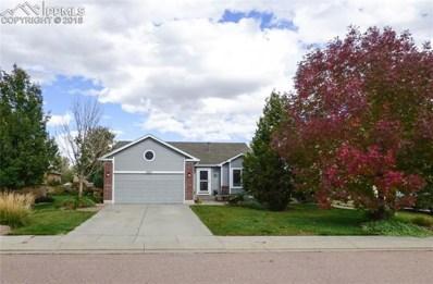 3637 Spitfire Drive, Colorado Springs, CO 80911 - MLS#: 9952571