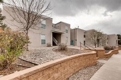 3475 Rebecca Lane UNIT L, Colorado Springs, CO 80917 - MLS#: 9959392