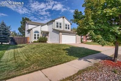 4975 Braddock Drive, Colorado Springs, CO 80920 - MLS#: 9968302