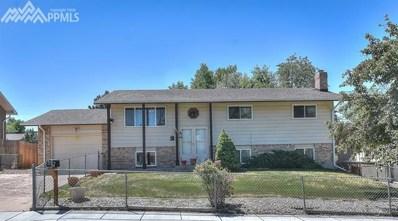 621 Rowe Lane, Colorado Springs, CO 80911 - MLS#: 9968834