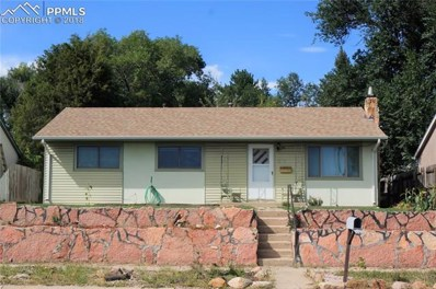 2638 E Uintah Street, Colorado Springs, CO 80909 - MLS#: 9980594