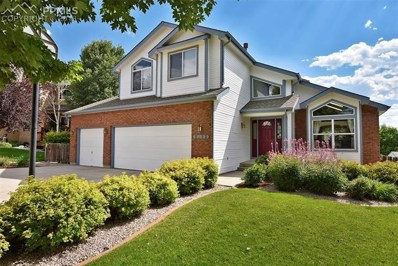 5352 Wells Fargo Drive, Colorado Springs, CO 80918 - MLS#: 9981077