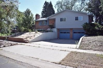 2305 Bennett Avenue, Colorado Springs, CO 80909 - MLS#: 9981586