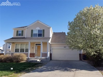 8445 Sunbow Court, Fountain, CO 80817 - MLS#: 9999062