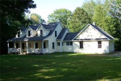 160 E Chestnut Hill Road, Litchfield, CT 06759 - MLS#: 170010767