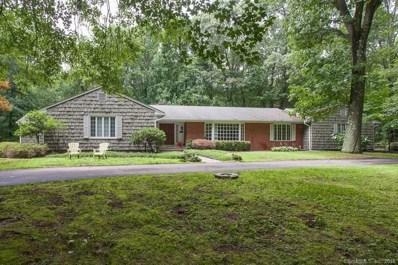 28 Pine Ridge, Woodbridge, CT 06525 - MLS#: 170053912