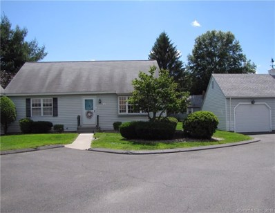 4 Strathmore Lane UNIT 4, Suffield, CT 06078 - MLS#: 170053993