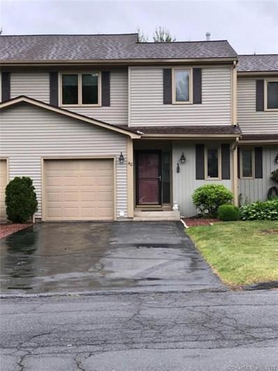 40 Cortland Way UNIT 40, Newington, CT 06111 - MLS#: 170060126