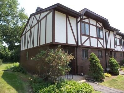 101 Cedar Hollow Drive UNIT 101, Rocky Hill, CT 06067 - MLS#: 170064293