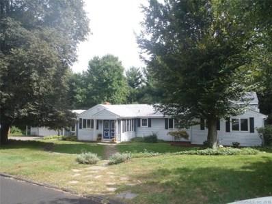 27 Meakin Drive, Windsor, CT 06095 - MLS#: 170069880