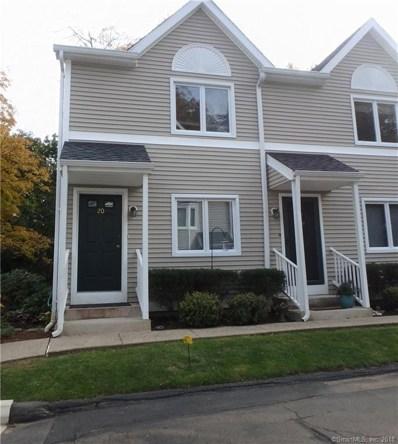 2838 Whitney Avenue UNIT 20, Hamden, CT 06518 - MLS#: 170080071